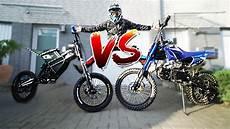 Motorrad Für Kinder - elektro vs benzin kinder motorrad was ist besser tuto