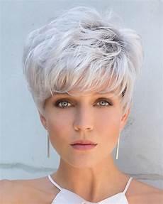 Grey Pixie Hairstyles