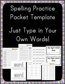 spelling worksheets create your own 22510 pin by inez munoz on language arts