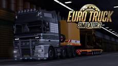 truck simulator 2 heavy load to