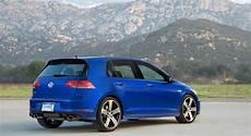 Volkswagen Golf R Blue Hd Desktop Wallpapers 4k Hd