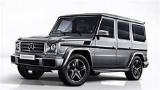 mercedes g klasse limited edition autohaus de