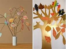 herbst basteln mit papier tolle dekorationen f 252 r ihr zuhause