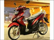 Modifikasi Motor Vario 110 by 16 Modifikasi Vario 110 Fi Minimalis Terbaru 2019