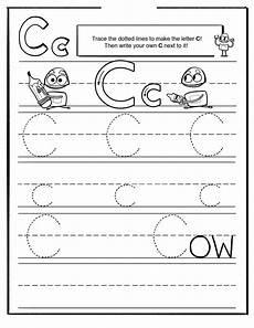 letter tracing worksheets c 23315 trace letter c worksheets activity shelter