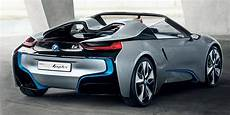The Bmw I8 Spyder Is Finally On Its Way