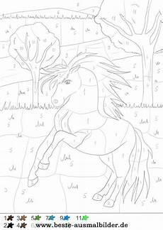 pferd malen nach zahlen malen nach zahlen malen nach