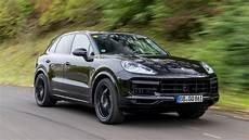 Porsche Cayenne Suv 2017 Ride Review By Car Magazine