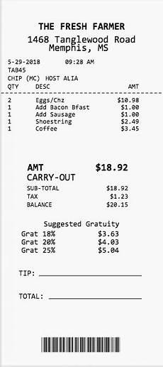 create custom receipts receipt maker need receipt
