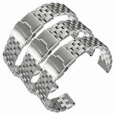 Jewelry Metal Band Stainless Steel by 20 24mm Silver Stainless Steel Wrist Band At