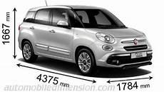 Fiat 500l Dimensions Auto Express