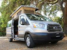 Sportsmobile's Ford Transit Van Conversion