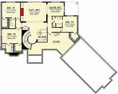 ranch house plans with walkout basement ranch home plan with walkout basement 89856ah