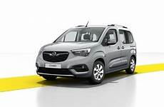 official opel combo safety rating