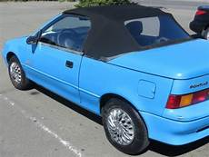 manual cars for sale 1992 pontiac firefly electronic throttle control 1991 pontiac firefly base convertible 2 door 1 0l similar to 1991 geo metro for sale photos