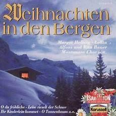 weihnachten in den bergen cd