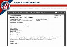 outmaneuvers soros with early fec form 2 filing