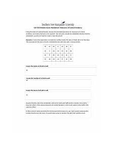 module five worksheet docx module five worksheet factorial design scenario a researcher