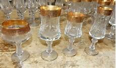 servizi di bicchieri servizio bicchieri cristallo gognabros it
