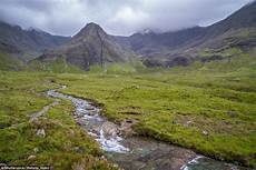 exploring remains of britain s supervolcano in scotland daily mail online