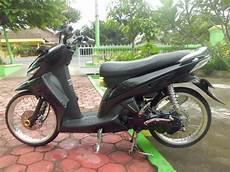 Modifikasi Vario 2008 by Simpel Honda Vario 2008 Glenmore Banyuwangi
