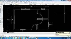autocad house plan tutorial autocad 2007 tutorial complete house plan in autocad 2d