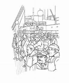 Gratis Malvorlagen Titanic Titanic Ausmalbilder Malvorlagen Animierte Bilder Gifs