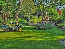 Mein Sch 246 Ner Garten Hdr Foto Bild Bearbeitungs
