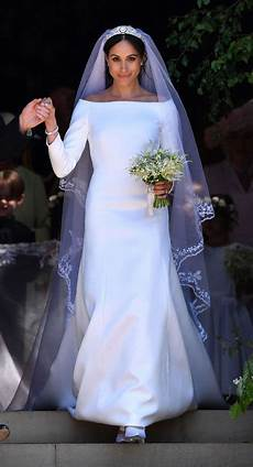 royal wedding see every piece of meghan markle s bridal