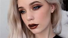 Autumn Makeup W Metallic