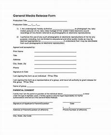 free 38 release form templates pdf