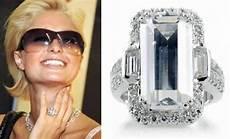 biggest engagement ring ever 29 celebrity engagement