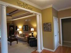 decatur buff by benjamin warm living room colors to balance black white neutral