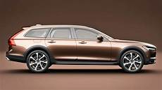 2017 volvo v90 cross country the design