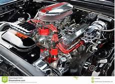 Automotor Stockbild Bild Sauber Leitungen Auto