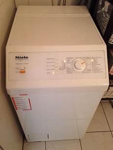 waschmaschine toplader miele miele toplader waschmaschine novotroic 151 in hamburg