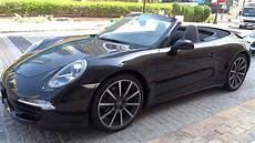2014 porsche 911 4 cabriolet soft top operating