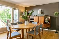 mid century mid century makeover in a month midcentury dining room