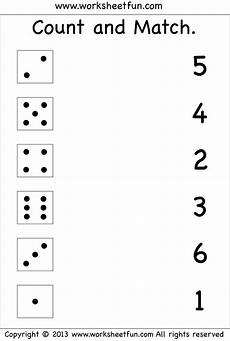 dotted counting worksheets count and match two worksheets free printable worksheets worksheetfun