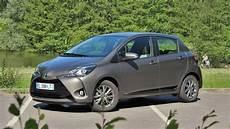 Essai Toyota Yaris Restyl 233 E 2017 1 5 Vvt I 110 Ch