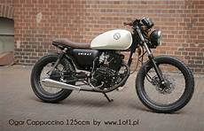 ogar 125 ccm cappuccino cafe racer custom www 1of1 pl