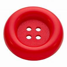 große knöpfe kaufen karnevalsknopf aus kunststoff in rot