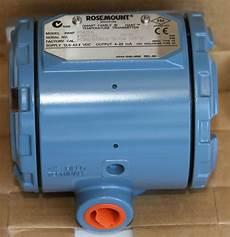industrial rosemount 3144p d1a1na temperature transmitter