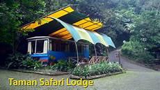 Stay At Caravan Taman Safari Lodge Cisarua Bogor