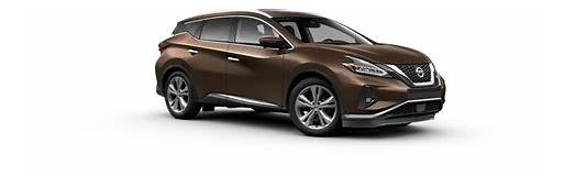 2019 Nissan Murano Information Prices Trims  Advantage