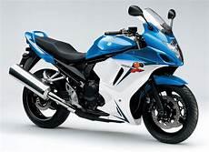 2012 Suzuki Gsx650f Top Speed