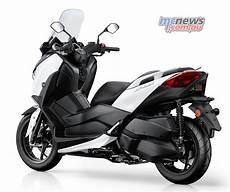 2017 Yamaha X Max 300 New Big Scoot From Yamaha Mcnews
