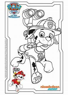 Paw Patrol Nickelodeon Malvorlagen Mytoys Paw Patrol Ausmalbilder Dalmatiner Marshall
