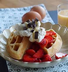 waffelrezept ohne butter buttermilk waffles buttermilch waffeln usa kulinarisch