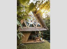 Hideout Bali   Eco Bamboo Home   Cabins in Bali   Wowow